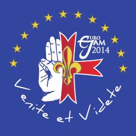 Logo Eurojam 2014 - Venite et Videte